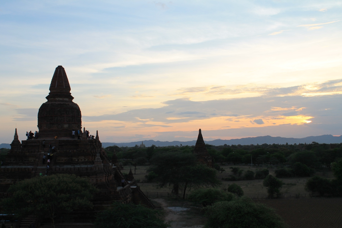 Bagan: The Capital of the Kingdom of Pagan