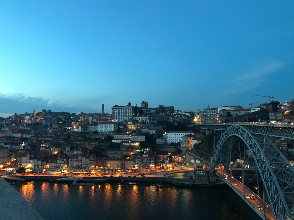 Portugal - Day 1 | Porto: My Colourful Paradise