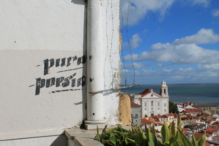 Portugal – Day 4 & 5 | Lisbon: Rainy Days in the Solo Ride